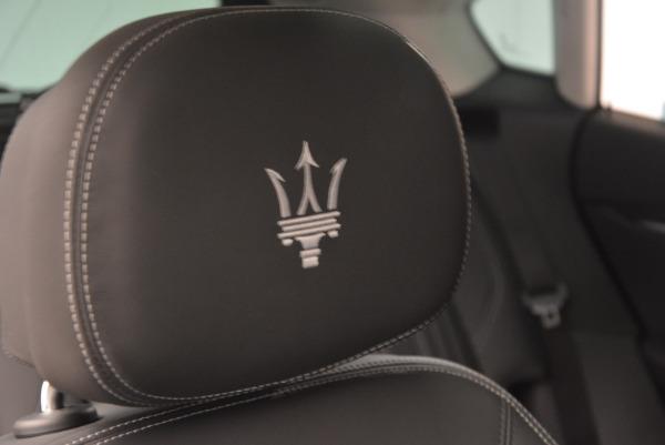 New 2017 Maserati Levante 350hp for sale Sold at Maserati of Westport in Westport CT 06880 25