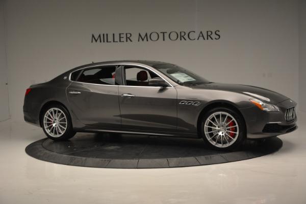 New 2017 Maserati Quattroporte S Q4 GranLusso for sale Sold at Maserati of Westport in Westport CT 06880 10