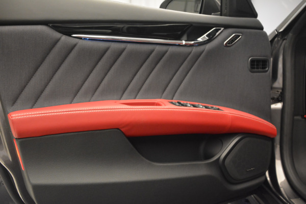 New 2017 Maserati Quattroporte S Q4 GranLusso for sale Sold at Maserati of Westport in Westport CT 06880 13