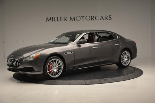 New 2017 Maserati Quattroporte S Q4 GranLusso for sale Sold at Maserati of Westport in Westport CT 06880 2
