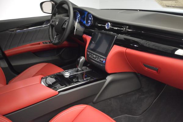 New 2017 Maserati Quattroporte S Q4 GranLusso for sale Sold at Maserati of Westport in Westport CT 06880 23