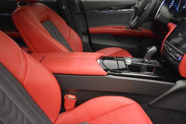 New 2017 Maserati Quattroporte S Q4 GranLusso for sale Sold at Maserati of Westport in Westport CT 06880 24