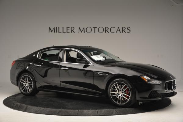 Used 2016 Maserati Ghibli S Q4 for sale Sold at Maserati of Westport in Westport CT 06880 10