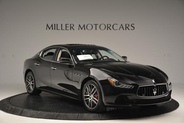 Used 2016 Maserati Ghibli S Q4 for sale Sold at Maserati of Westport in Westport CT 06880 11