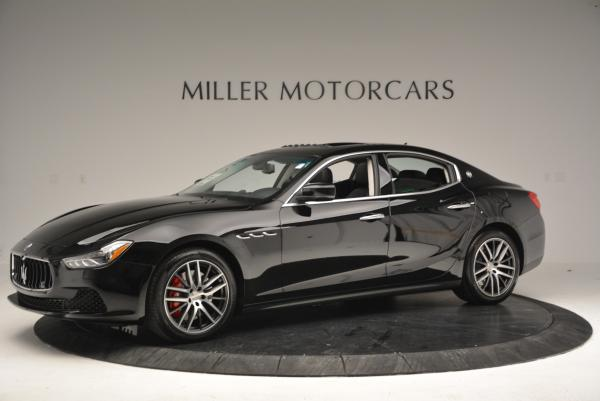 Used 2016 Maserati Ghibli S Q4 for sale Sold at Maserati of Westport in Westport CT 06880 2