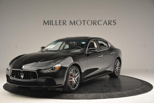 Used 2016 Maserati Ghibli S Q4 for sale Sold at Maserati of Westport in Westport CT 06880 24