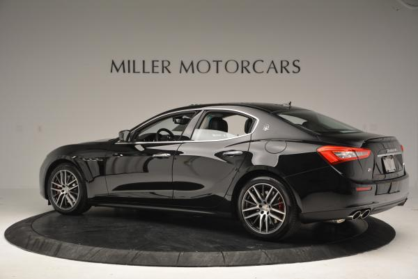 Used 2016 Maserati Ghibli S Q4 for sale Sold at Maserati of Westport in Westport CT 06880 4