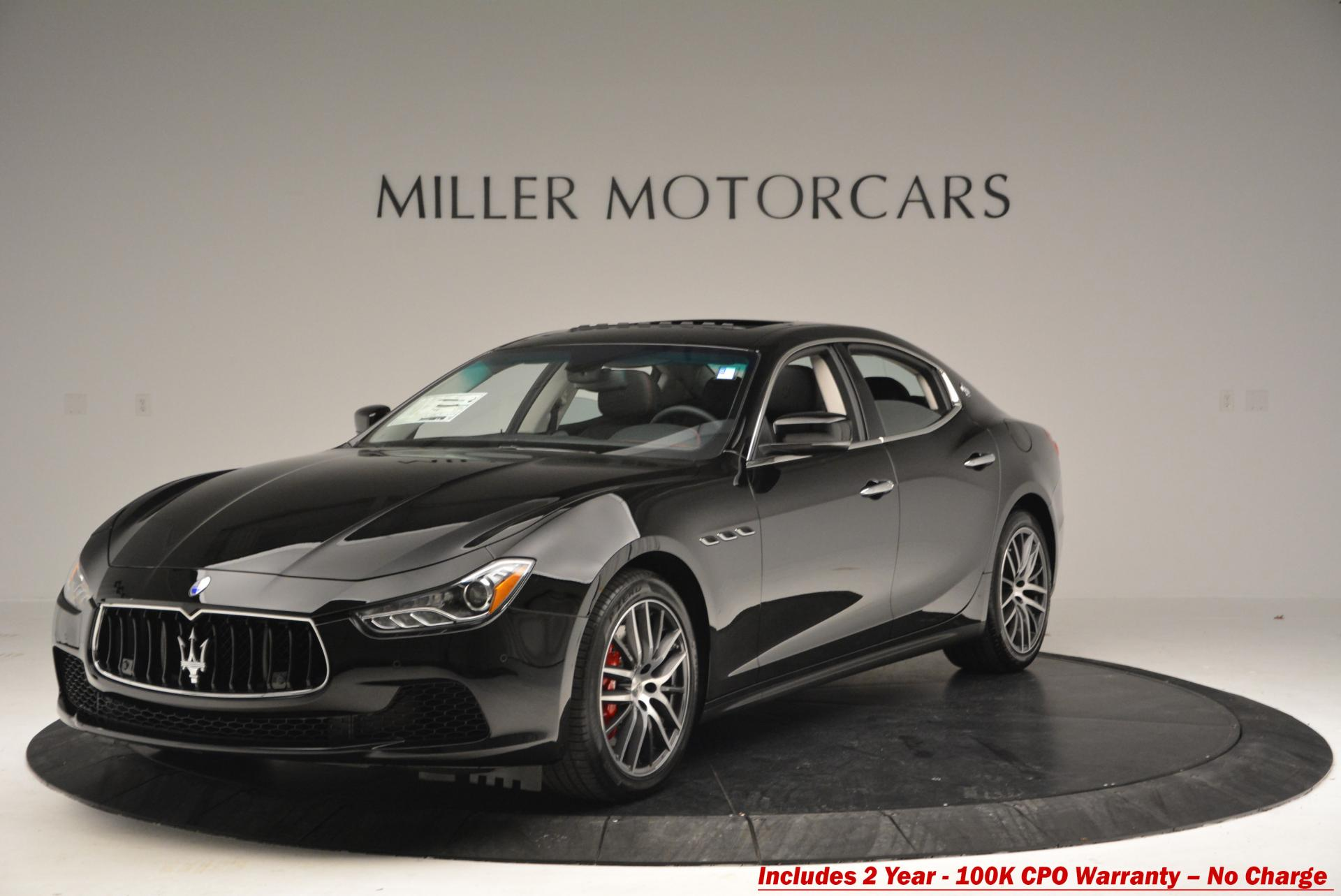 Used 2016 Maserati Ghibli S Q4 for sale Sold at Maserati of Westport in Westport CT 06880 1