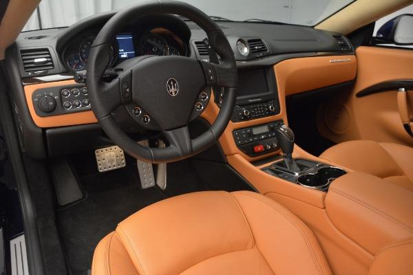 Used 2017 Maserati GranTurismo Sport for sale $74,900 at Maserati of Westport in Westport CT 06880 13