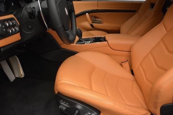 Used 2017 Maserati GranTurismo Sport for sale $74,900 at Maserati of Westport in Westport CT 06880 14