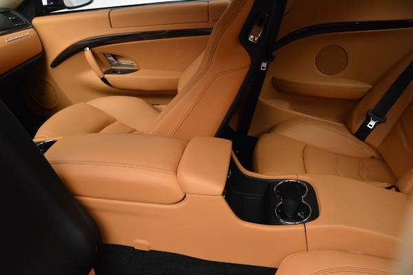 New 2017 Maserati GranTurismo Sport for sale Sold at Maserati of Westport in Westport CT 06880 17