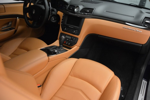 Used 2017 Maserati GranTurismo Sport for sale $74,900 at Maserati of Westport in Westport CT 06880 18