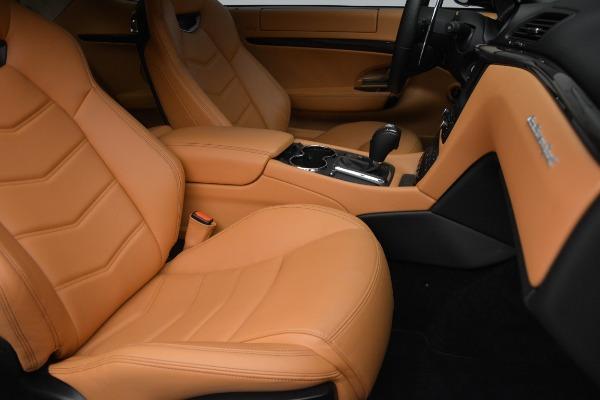 Used 2017 Maserati GranTurismo Sport for sale $74,900 at Maserati of Westport in Westport CT 06880 19
