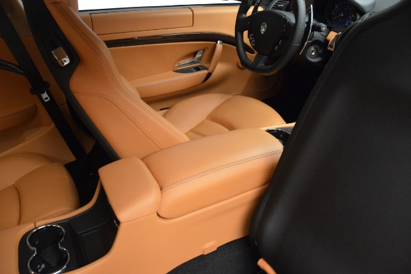 Used 2017 Maserati GranTurismo Sport for sale $74,900 at Maserati of Westport in Westport CT 06880 21