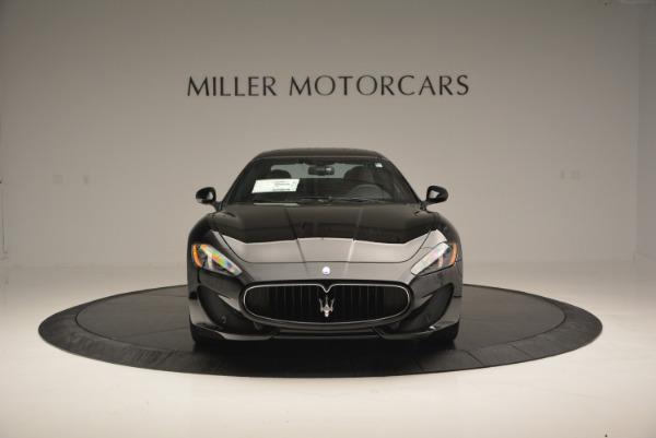 New 2016 Maserati GranTurismo Sport for sale Sold at Maserati of Westport in Westport CT 06880 12