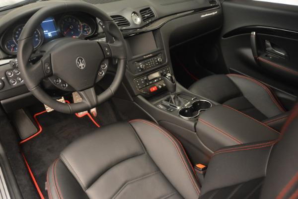 New 2016 Maserati GranTurismo Sport for sale Sold at Maserati of Westport in Westport CT 06880 13