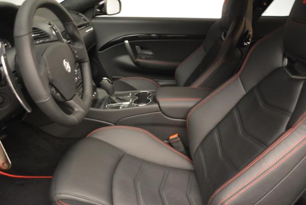 New 2016 Maserati GranTurismo Sport for sale Sold at Maserati of Westport in Westport CT 06880 14