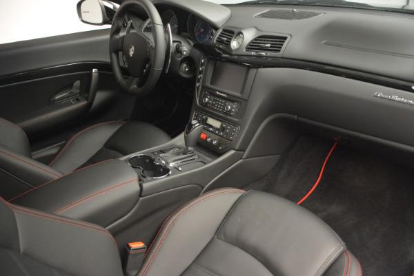 New 2016 Maserati GranTurismo Sport for sale Sold at Maserati of Westport in Westport CT 06880 18