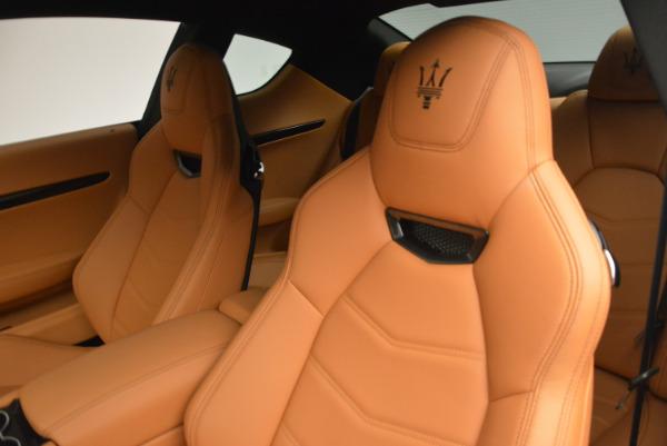 New 2017 Maserati GranTurismo Sport for sale Sold at Maserati of Westport in Westport CT 06880 15