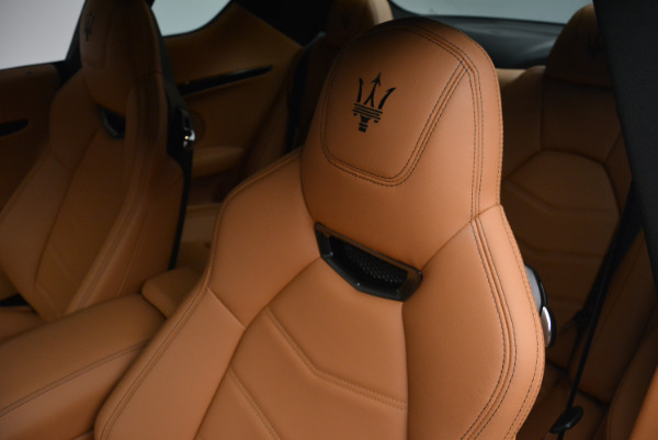 New 2017 Maserati GranTurismo Sport for sale Sold at Maserati of Westport in Westport CT 06880 18