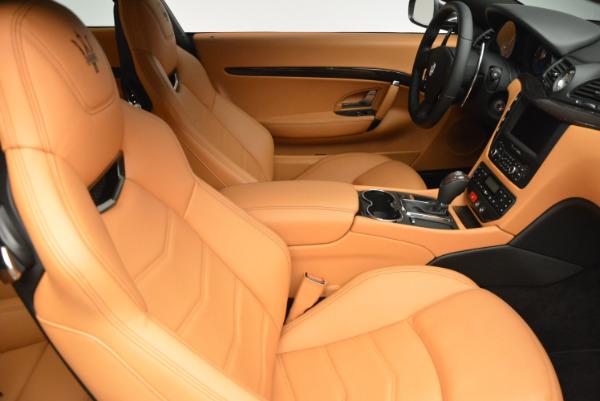 New 2017 Maserati GranTurismo Sport for sale Sold at Maserati of Westport in Westport CT 06880 20