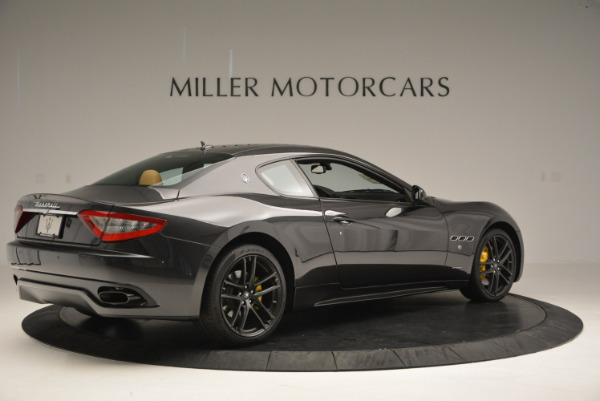 New 2017 Maserati GranTurismo Sport for sale Sold at Maserati of Westport in Westport CT 06880 8