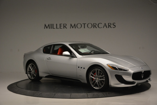 New 2017 Maserati GranTurismo Sport for sale Sold at Maserati of Westport in Westport CT 06880 10