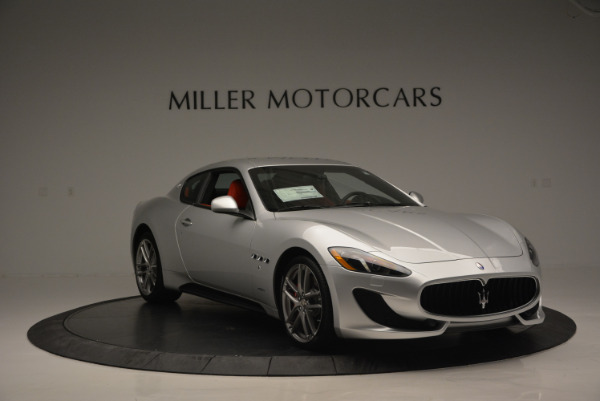 New 2017 Maserati GranTurismo Sport for sale Sold at Maserati of Westport in Westport CT 06880 11
