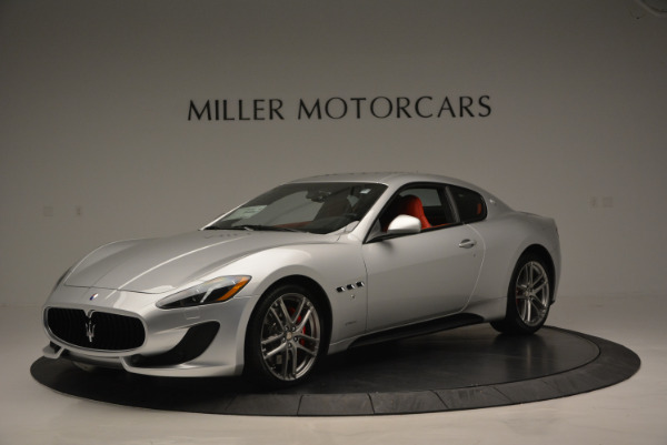 New 2017 Maserati GranTurismo Sport for sale Sold at Maserati of Westport in Westport CT 06880 2