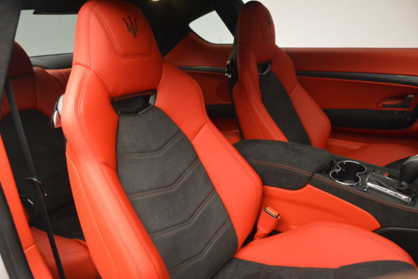 New 2017 Maserati GranTurismo Sport for sale Sold at Maserati of Westport in Westport CT 06880 23
