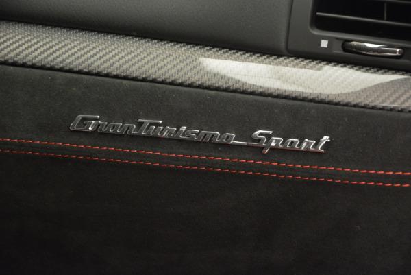 New 2017 Maserati GranTurismo Sport for sale Sold at Maserati of Westport in Westport CT 06880 26