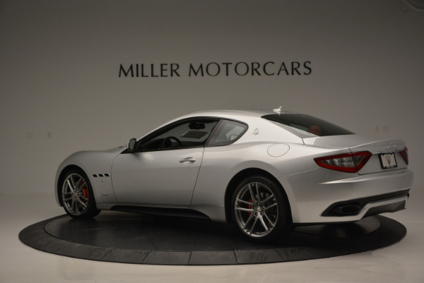 New 2017 Maserati GranTurismo Sport for sale Sold at Maserati of Westport in Westport CT 06880 4