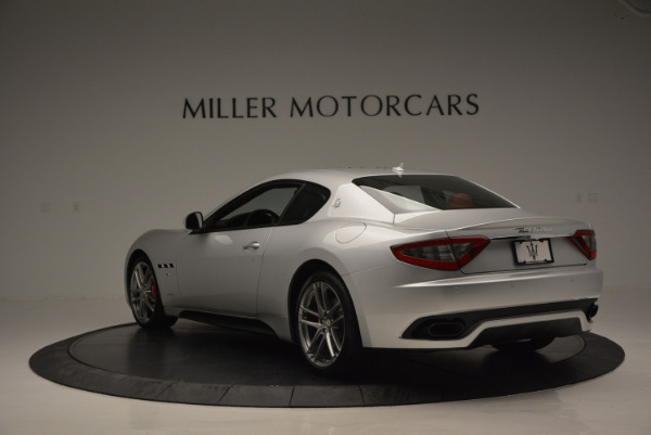 New 2017 Maserati GranTurismo Sport for sale Sold at Maserati of Westport in Westport CT 06880 5