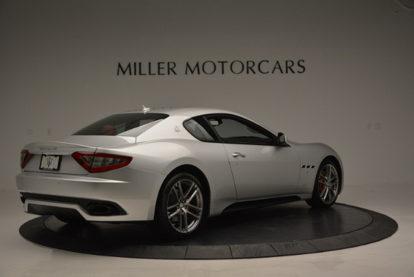New 2017 Maserati GranTurismo Sport for sale Sold at Maserati of Westport in Westport CT 06880 8