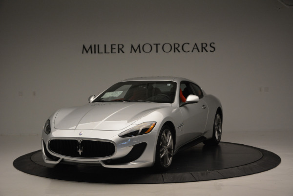 New 2017 Maserati GranTurismo Sport for sale Sold at Maserati of Westport in Westport CT 06880 1