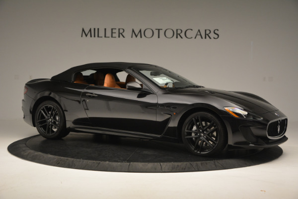 New 2017 Maserati GranTurismo MC CONVERTIBLE for sale Sold at Maserati of Westport in Westport CT 06880 14