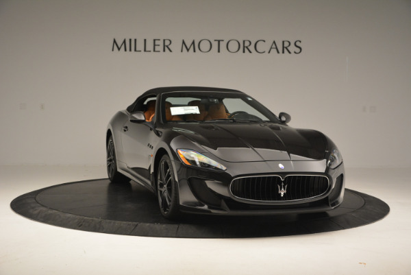 New 2017 Maserati GranTurismo MC CONVERTIBLE for sale Sold at Maserati of Westport in Westport CT 06880 16