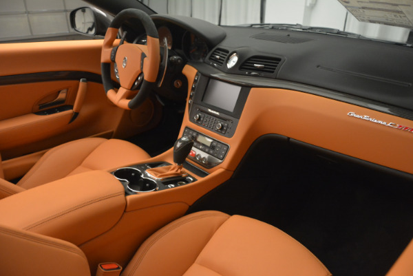 New 2017 Maserati GranTurismo MC CONVERTIBLE for sale Sold at Maserati of Westport in Westport CT 06880 27