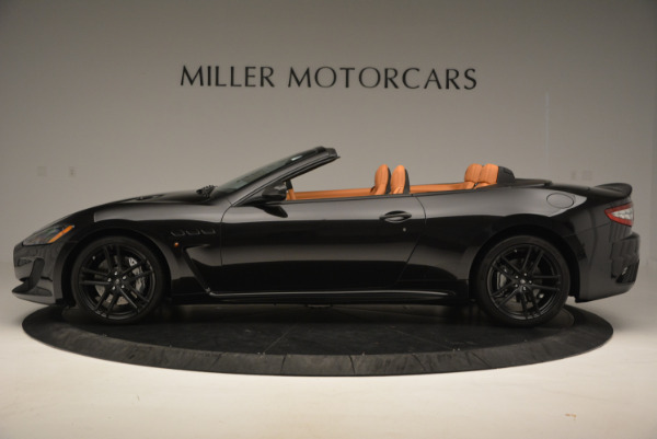 New 2017 Maserati GranTurismo MC CONVERTIBLE for sale Sold at Maserati of Westport in Westport CT 06880 3