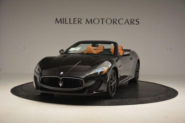 New 2017 Maserati GranTurismo MC CONVERTIBLE for sale Sold at Maserati of Westport in Westport CT 06880 1