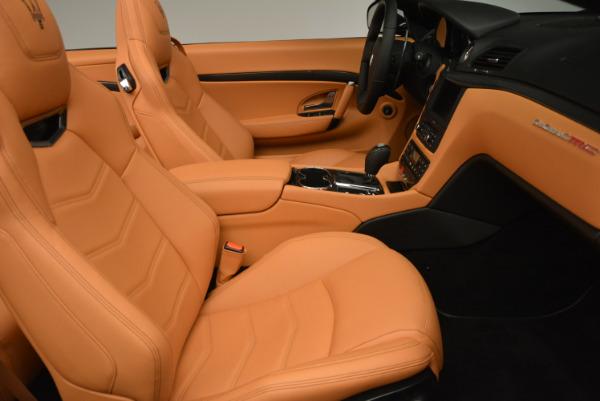 New 2017 Maserati GranTurismo MC for sale Sold at Maserati of Westport in Westport CT 06880 27