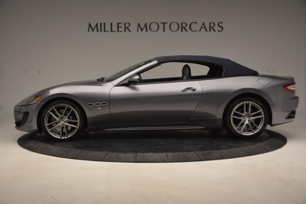 New 2017 Maserati GranTurismo Sport for sale Sold at Maserati of Westport in Westport CT 06880 13