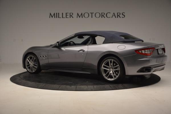 New 2017 Maserati GranTurismo Sport for sale Sold at Maserati of Westport in Westport CT 06880 14