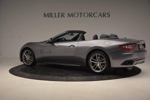 New 2017 Maserati GranTurismo Sport for sale Sold at Maserati of Westport in Westport CT 06880 3
