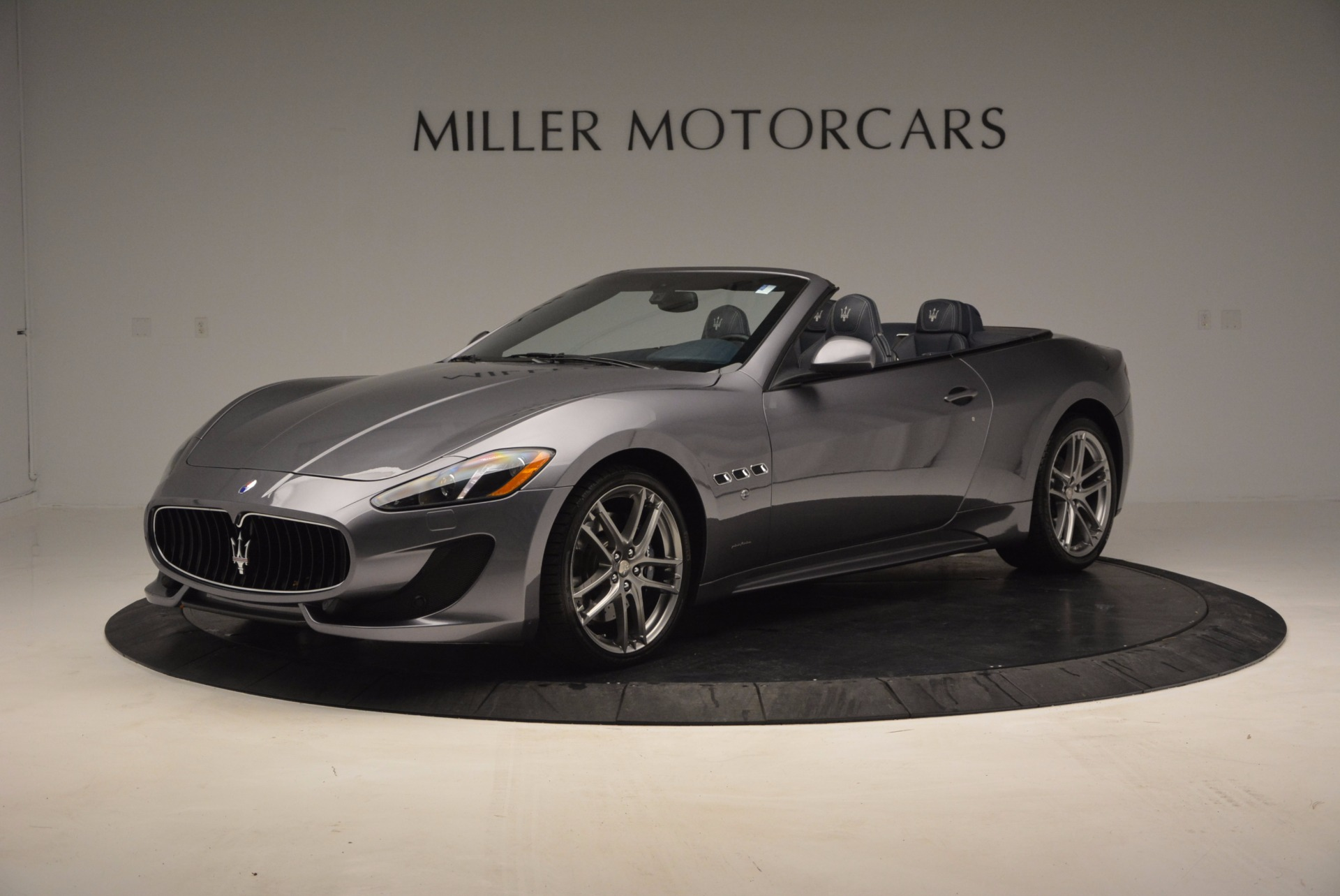 New 2017 Maserati GranTurismo Sport for sale Sold at Maserati of Westport in Westport CT 06880 1