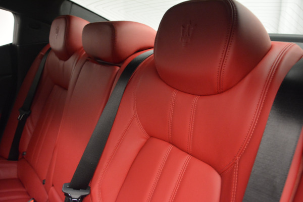 New 2017 Maserati Ghibli S Q4 for sale Sold at Maserati of Westport in Westport CT 06880 22