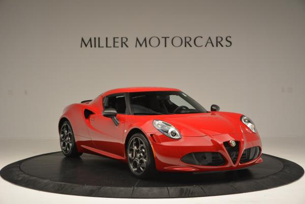 Used 2015 Alfa Romeo 4C Launch Edition for sale Sold at Maserati of Westport in Westport CT 06880 11