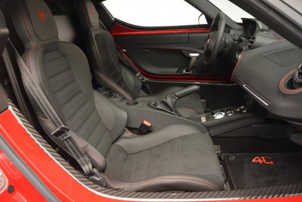 Used 2015 Alfa Romeo 4C Launch Edition for sale Sold at Maserati of Westport in Westport CT 06880 18