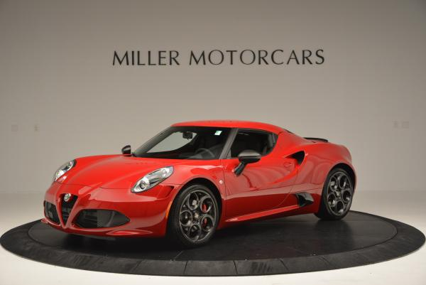 Used 2015 Alfa Romeo 4C Launch Edition for sale Sold at Maserati of Westport in Westport CT 06880 2