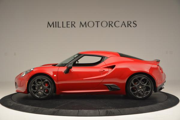 Used 2015 Alfa Romeo 4C Launch Edition for sale Sold at Maserati of Westport in Westport CT 06880 3